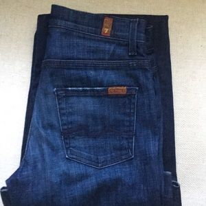 7 For All Mankind Jean Great style and condition.